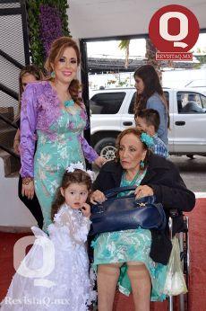 Lucero Gonzáles, Lucero Estefanía y María del Rosario