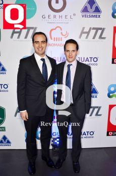 Juani Torres Landa y Antonio Zepeda