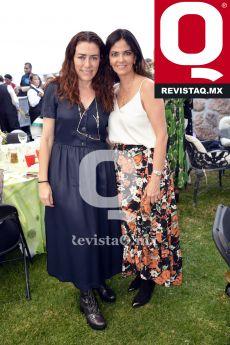 Lucía Vega y Maris Vega