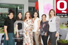 Mónica Gómez, Lili Cárdenas, Mimí Gutiérrez, Sagrario Velázquez, Ale Piñón y Mirtala Márquez