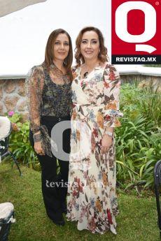 Morusa Gutiérrez con Mimí Gutiérrez