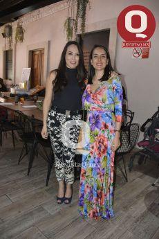 Verónica Guillén y Dafne Aguirre