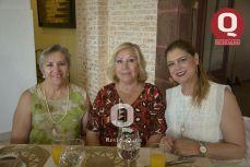 Goyis Milanes, Yuya Padilla y Lucero Hernández