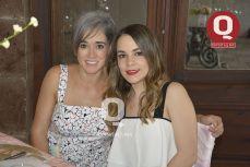 Paola Hernández y Karla Moreno