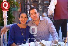 Gizeh Montoya y Primo Quiroz