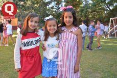 Isabella Velázquez, Isabella Bernal y Renata Macías