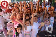 Juntas celebraron a Valentina Espinosa Ramírez