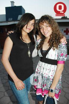 Diana Avila y Caro Rodríguez