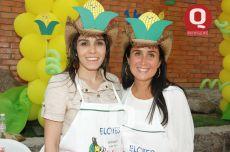 Lucia Castro y Mónica García