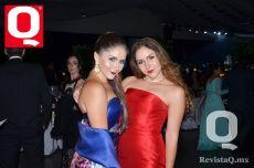 A  Renata Magaña y Verónica Magaña