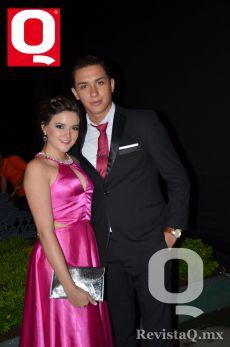 Fátima Vaqueiro y Alex Muñoz
