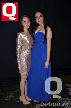 Fernanda Padilla y Mariel Orozco