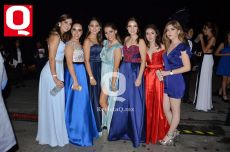 Ivanna Jiménez, Majo Villaseñor, Jimena Terán, Regina Marrufo, Bere Rodríguez y Brenda Álvarez