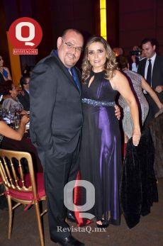 Alejandro Marrufo y Verónica Tejada de Marrufo