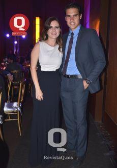 Laura María Medina y Stefan Meiners
