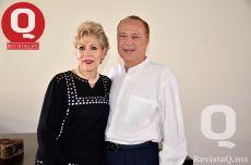 Laura de Moreno y José Moreno