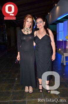 Claudia Lira y Margarita Méndez