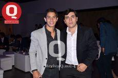 Diego Fonseca y Brandon Fonseca