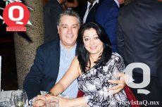 Luis Jorge Méndez y Claudia Zambrano