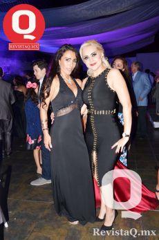 Verónica Lira y Carol Aguilera