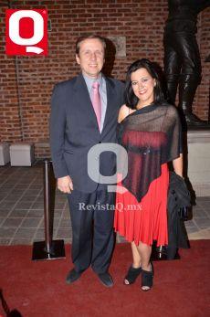 Alfonso Camarena e Iliana Camarena