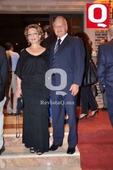 Ana Esthela Vázquez y Dr. Jaime Venegas