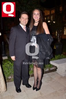 Omar Alonso y Carmen Villegas