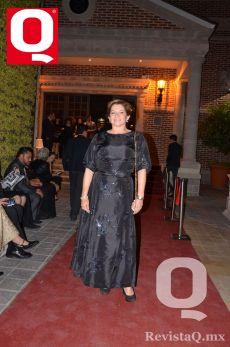 Rosario Alférez en el Intituto Oviedo