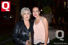 Virginia Lozano y Cinthya Quintero