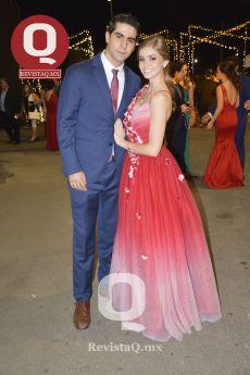 Alejandro Márquez y Mariana Tamayo