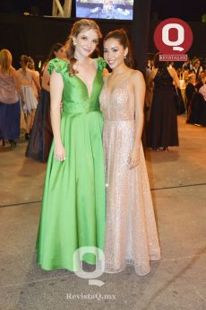 Ana Gutiérrez con Ana Paula Martínez