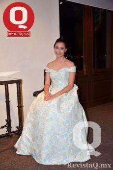 Ana Sofía Vargas González, la feliz y contenta quinceañera