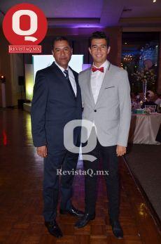 Ernesto Vargas y Paul Ernesto Vargas González