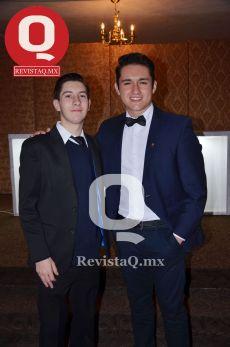 Fernando Campos y Hugo Ayala