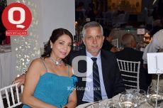 Guillermina Vargas y Fernando Vivero