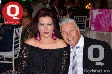 Karla Mondelo y Sergio Falcón