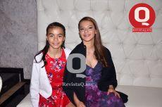 Ximena González y Lucero González