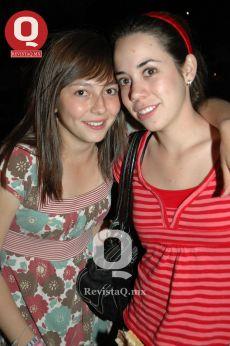 Sandra y Norma Pérez Camarena