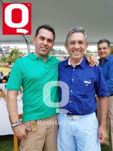 Checo Villareal y Sergio Villareal
