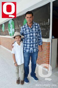 Marcelo Díaz y Héctor Díaz