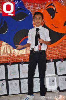 Patrizio Moreno de 6o 'A'