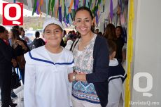 Santiago Trujillo y Mariana Ramírez