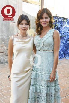 Alexia Padilla y Daniela Vieyra.