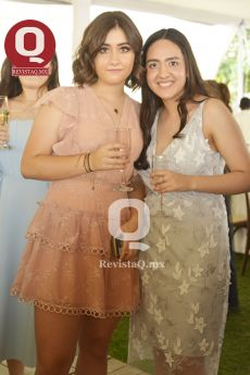 María Martínez y Regina Franco