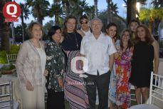 Familia Galindo del Campo y amigos
