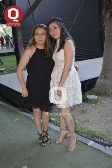 Mariana Fuentes y Mariana López