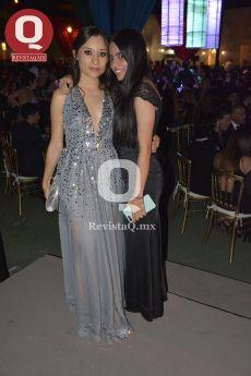 Leslie Pérez y Sofía Ramos