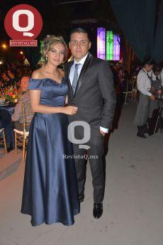 Marisol Ramírez y Josafat Maldonado