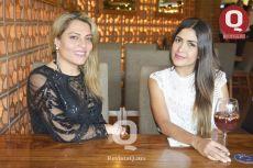 Gabriela Avendaño y Dinora Cervantes