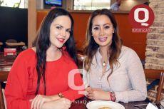 Kezia Alcalá y Laura Salazar
